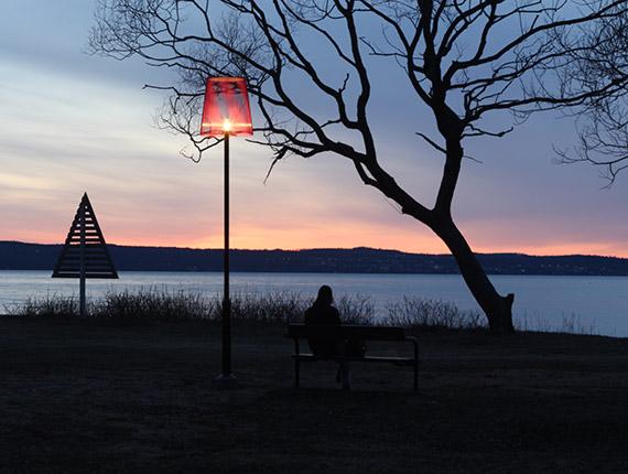 Eli belysning uteplatser, Hanna