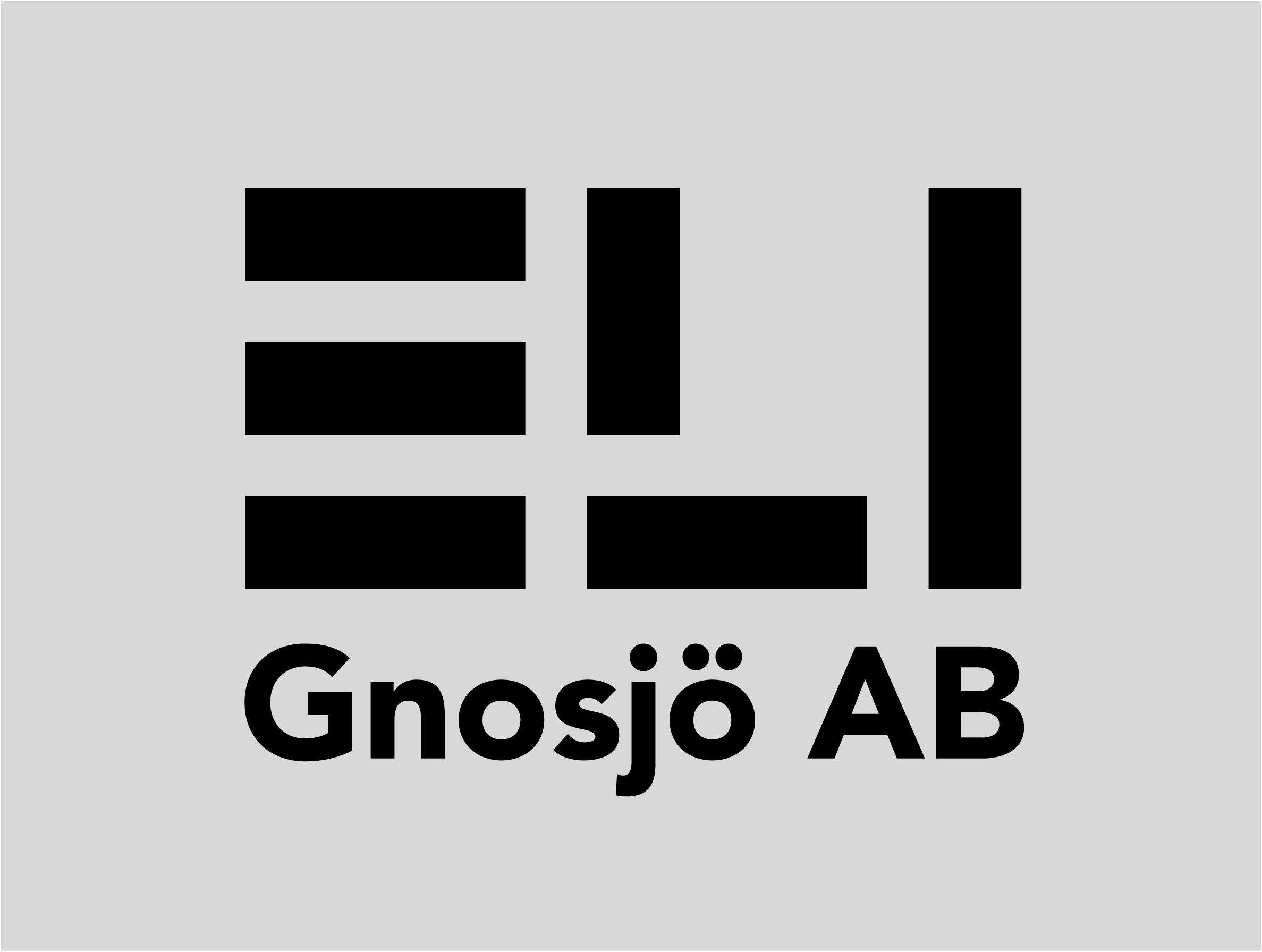 Eli logotyp svart